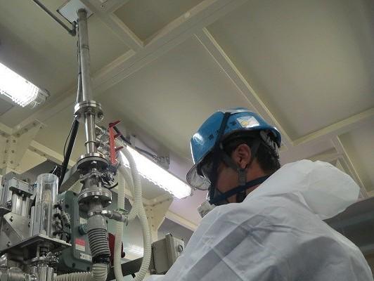 大手化学プラント内での請負業を中心とした作業をしております